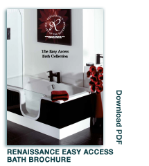 The Easy Access Bath Collection