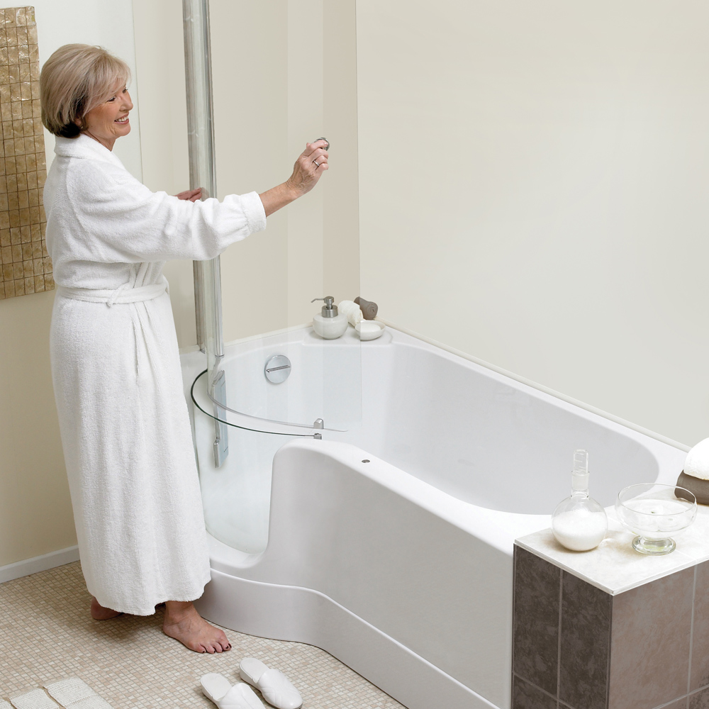 easy access baths renaissance has a new range of easy access baths