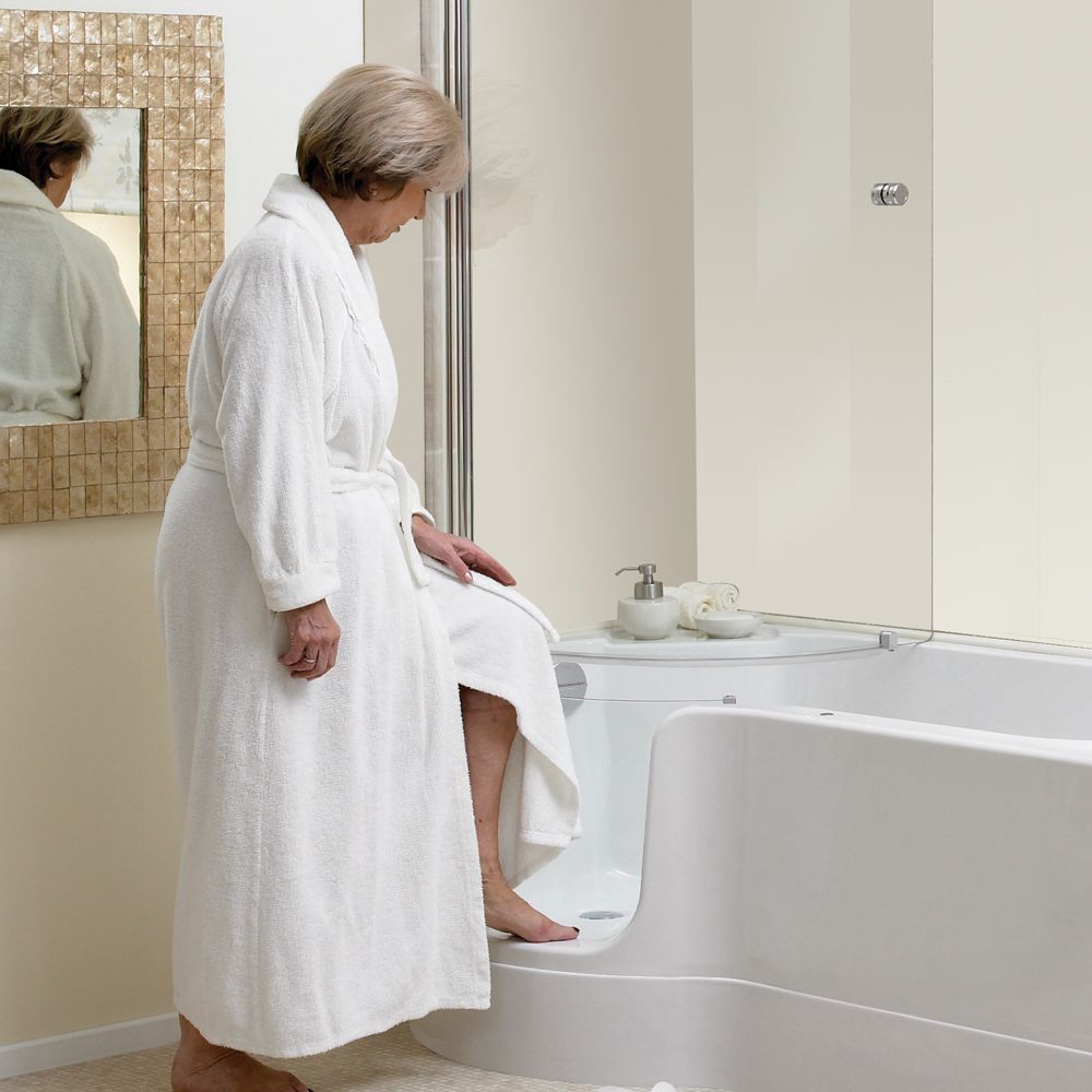 Renaissance Baths | Valens - Easy Access Bath