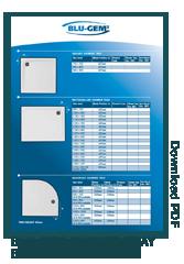 BLU-GEM Shower Tray Brochure