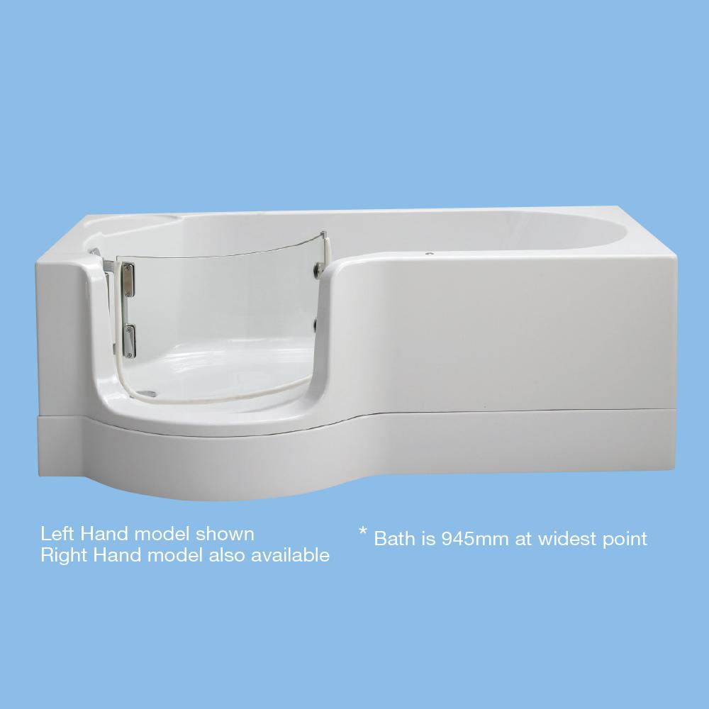Renaissance Baths Valens Easy Access Bath